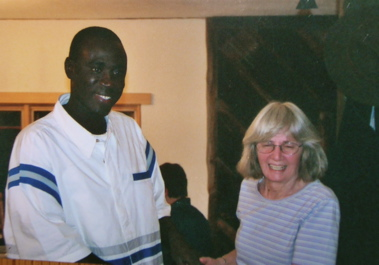 Abdoulaye and Elizabeth