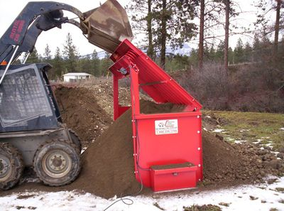 Soil screener new lg
