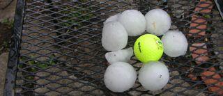 Hailstones w