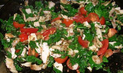 Kiale turkey tomato pasta